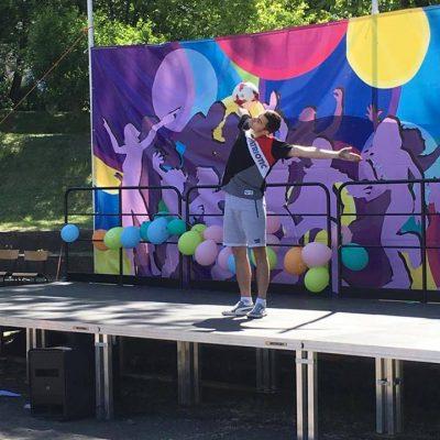 Zdjęcie ze sceny